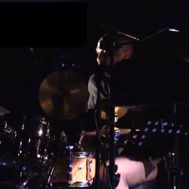 Batteur de jazz