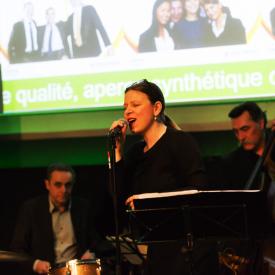 groupe jazz mariage paris