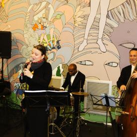 chanteuse jazz évènement
